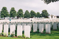Military and battlefield Tourism, Somme War Graves, France