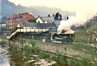 Llangollen Railway, heritage site and visitor attraction, Wales