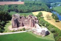 Goodrich Castle, Herefordshire - English Heritage